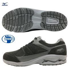 B1GD172509 (黑) LD AROUND M  日本大人氣 寬楦型女健走鞋【美津濃MIZUNO】