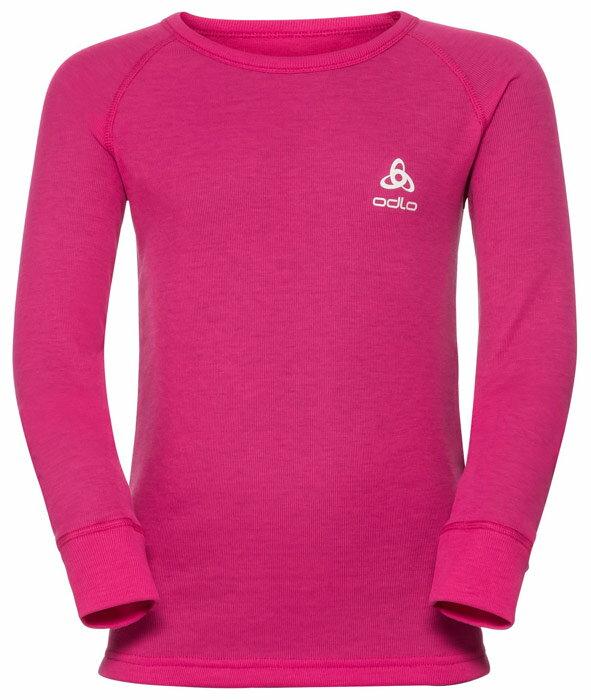 【鄉野情戶外專業】ODLO |瑞士| 保暖型機能排汗衣/保暖衣 機能衣 發熱衣 兒童內衣/10459 【兒童款】