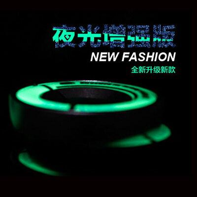 FORD 車系適用 鑰匙孔 夜光點火鑰匙孔圈裝飾 FOCUS KUGA MONDEO 沂軒精品 A0041