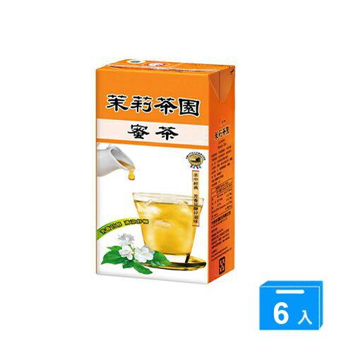 光泉茉莉茶園-蜜茶250ml*6入/組【愛買】