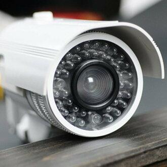 BO雜貨【SV9529】仿真槍型紅燈監視器 假攝影機 閃爍紅色 LED電池安裝 有效防止小偷 嚇阻效果100%