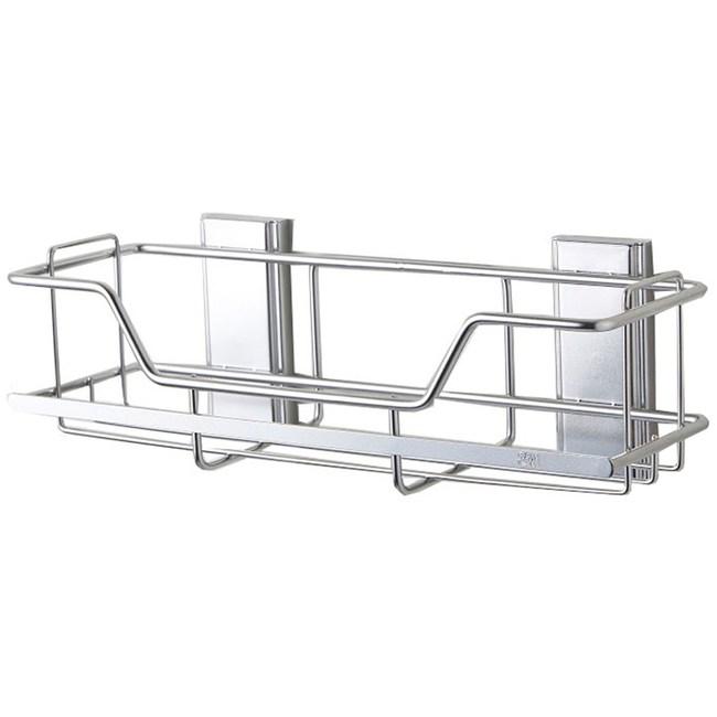 3M 無痕 浴室 金屬防水收納系列 置物籃