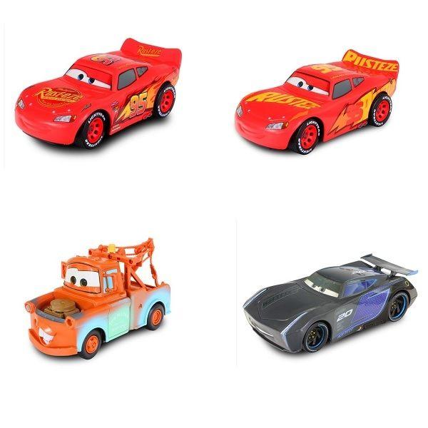 Cars3簡易遙控-共4款可選 / 閃電麥坤/ 脫線 / 暴風傑森 / CARS 3 RC STARTER SERIES / 汽車總動員 / 伯寶行