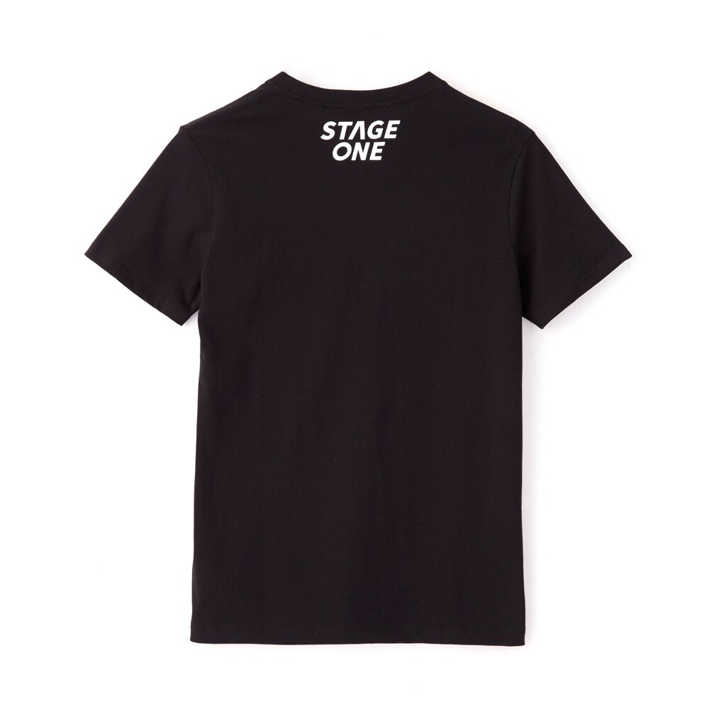 STAGEONE BIG ONE TEE 黑色 白色 兩色 5
