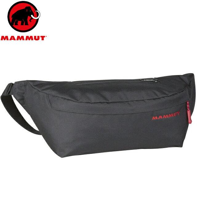 Mammut 長毛象 腰包/腰掛包/運動腰包/隨身包 Classic Bumbag 00470-0001A 黑色 1.5L