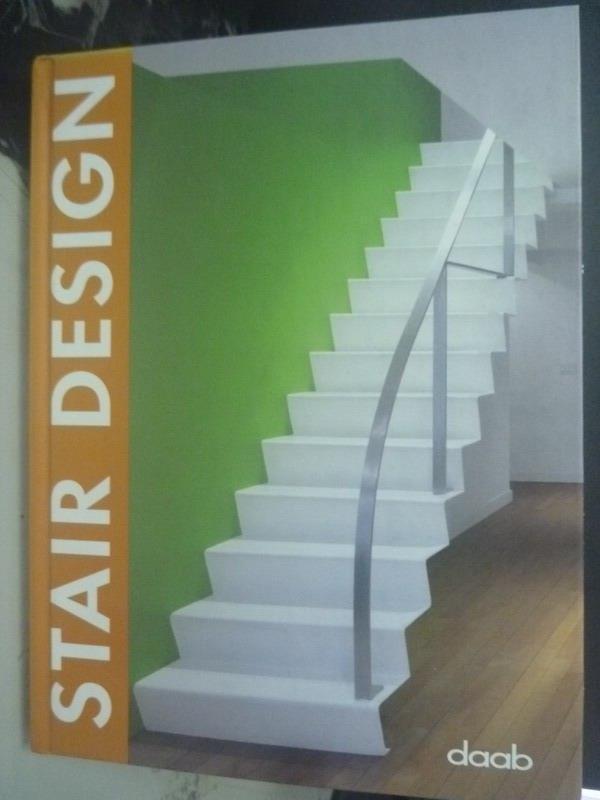 ~書寶 書T3/建築_XGN~Stair Design_daab