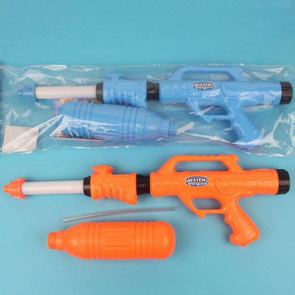 直接加壓式強力水槍 環保水槍 可裝保特瓶水槍/一支入{促100} 水槍玩具童玩 CF133637