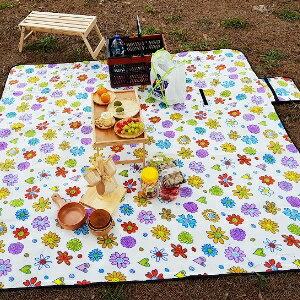 美麗大街【107041722】戶外野營地墊舒適防水防潮墊野餐墊