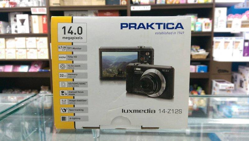 可傑 PRAKTICA Luxmedia 14-Z12S 德國柏卡旅遊達人高變焦隨身機
