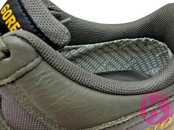 2019 戶外風 OUTDOOR 機能鞋款 NIKE AIR FORCE 1 GORE-TEX 墨綠 膠色底 防水 空軍一號 AF 1 WTR GTX LOW (CK2630-200) 1119 4