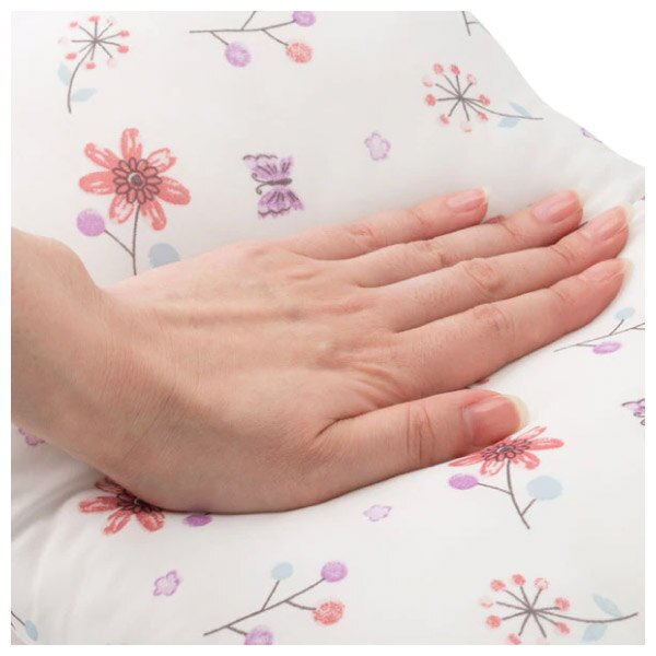 接觸涼感 孩童用枕頭 FLOWER Q 19 NITORI宜得利家居 6