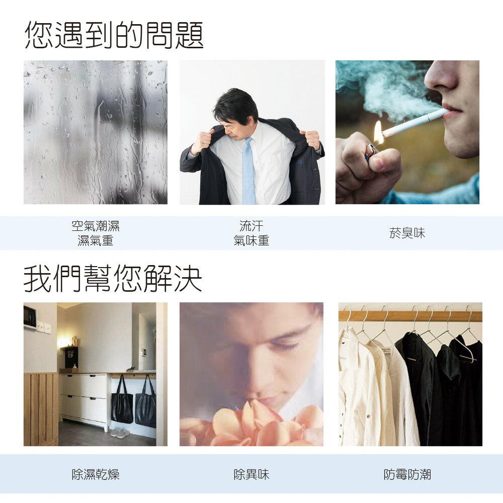 日本熱銷NO.1 ST雞仔牌 吸濕小包 除濕包 抽屜衣櫃用12入 / 包 (3包組) 4