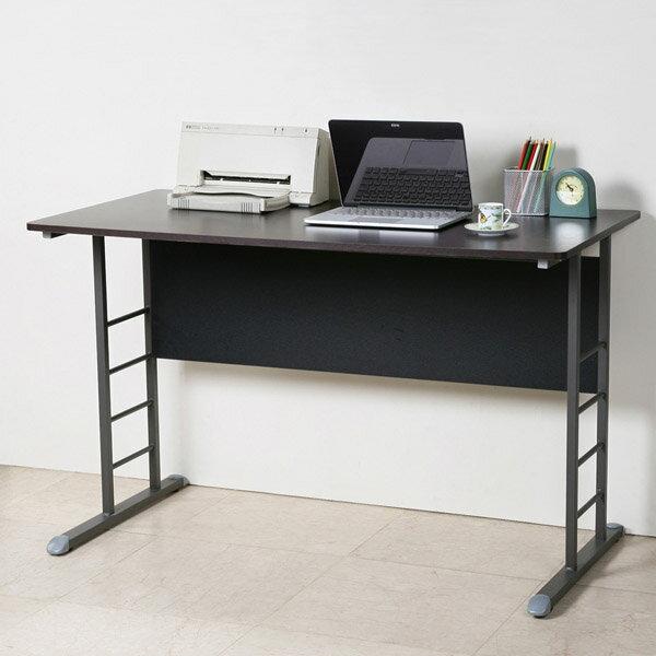 120cm大桌面工作桌電腦桌亞瑟120cm美型書桌(灰腳)【Yostyle】