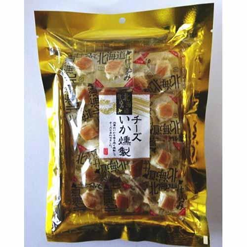 日本代購預購 北海道帆立貝 人氣伴手禮 下酒菜 干貝起司 起司干貝燒燻製120g 013-318