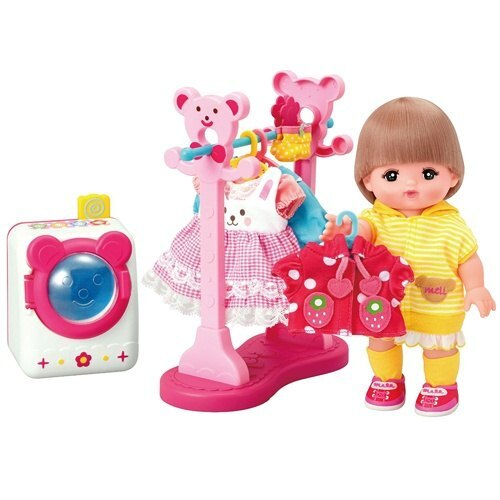 《 日本小美樂 》小美樂配件 - 洗衣機組