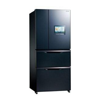 【SAMPO聲寶】560L智慧節能變頻一級四門冰箱SR-NW56PI(尊爵藍B3)