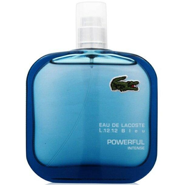 LACOSTE 藍色POLO衫 男性淡香水 TESTER 100ML 售完不補 ☆真愛香水★