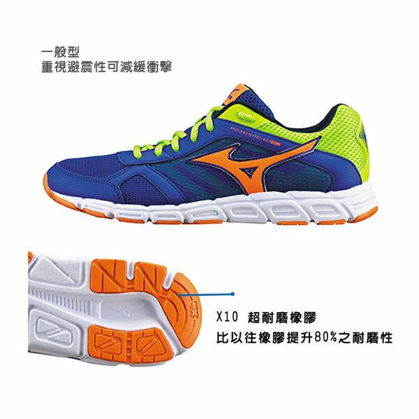 MIZUNO 美津濃 SYNCHRO SL 限量休閒款男慢跑鞋 亮藍 休閒鞋│運動鞋│健走鞋 J1GR162872 8