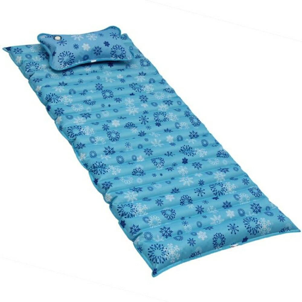 夏季水床注水冰床墊冰墊床墊單人學生宿舍水墊防褥瘡水床墊涼水席 創想數位DF