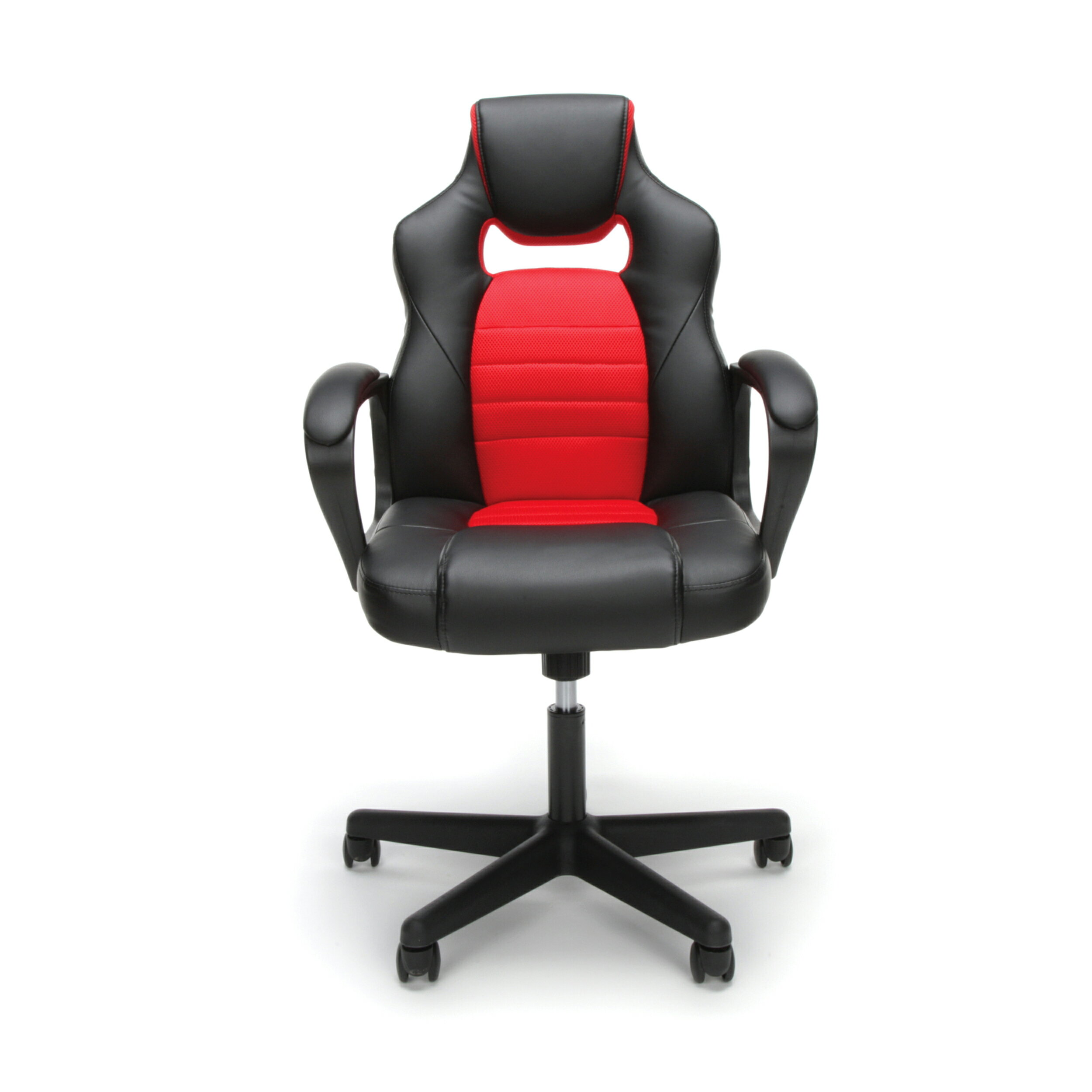 Essentials by OFM ESS-3083 Racing Style Gaming Chair, Red 1