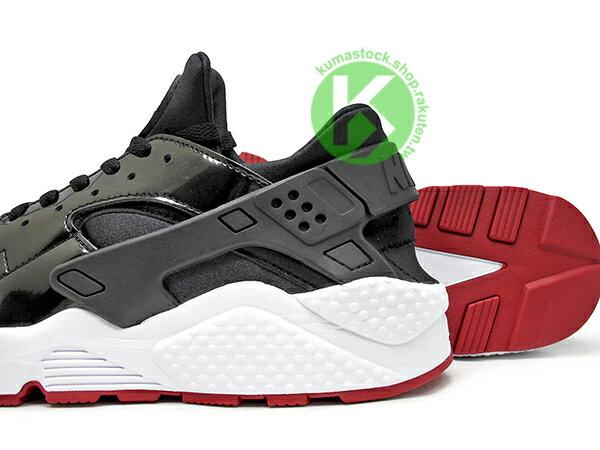 2017 少量入荷 1992 經典鞋款 重新復刻 NIKE AIR HUARACHE BRED 黑紅 網布 亮皮 透氣 輕量 慢跑鞋 限量發售 (318429-032) 0117 3