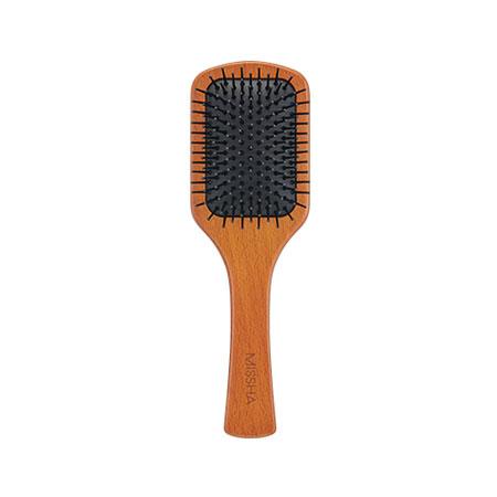 韓國 MISSHA 木質氣墊按摩梳子 梳子 氣囊疏 護髮專用梳 按摩梳 按摩頭皮【B063787】