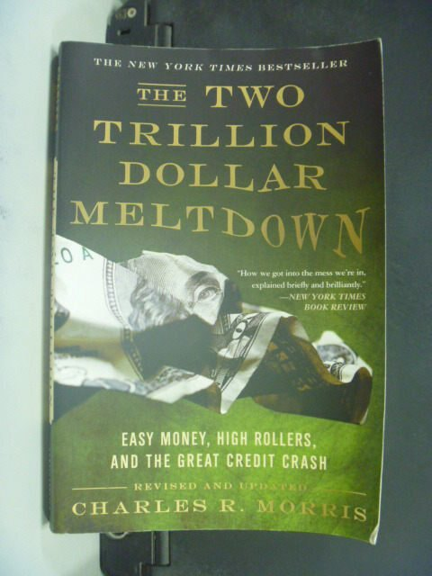 【書寶二手書T3/財經企管_GJN】The Two Trillion Dollar Meltdown