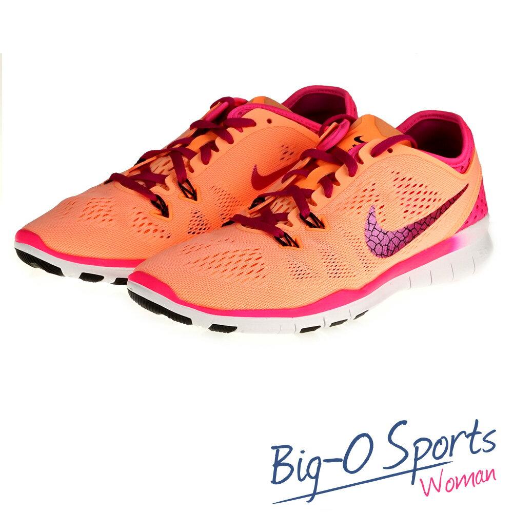 促銷品 NIKE 耐吉 W NIKE FREE 5.0 TR FIT 5 BRTHE  慢跑鞋 女 718932800 Big-O Sports