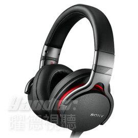 【曜德★送收納盒+贈木製耳機架】SONY MDR-1ADAC 優質音效 Hi-Res 內建耳擴 免持通話 ★免運