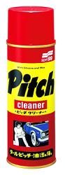 SOFT99 Pitch 噴霧式柏油清潔劑