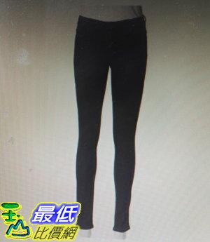 [COSCO代購 如果沒搶到鄭重道歉] Calvin Klein Jeans 女彈性窄管牛仔褲 深藍 W851552