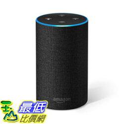 [106美國直購] 揚聲器 Amazon Echo (2nd Generation) with improved sound, powered by Dolby