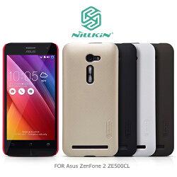 NILLKIN Asus ZenFone 2 ZE500CL 超級護盾硬質保護殼 抗指紋磨砂硬殼 L