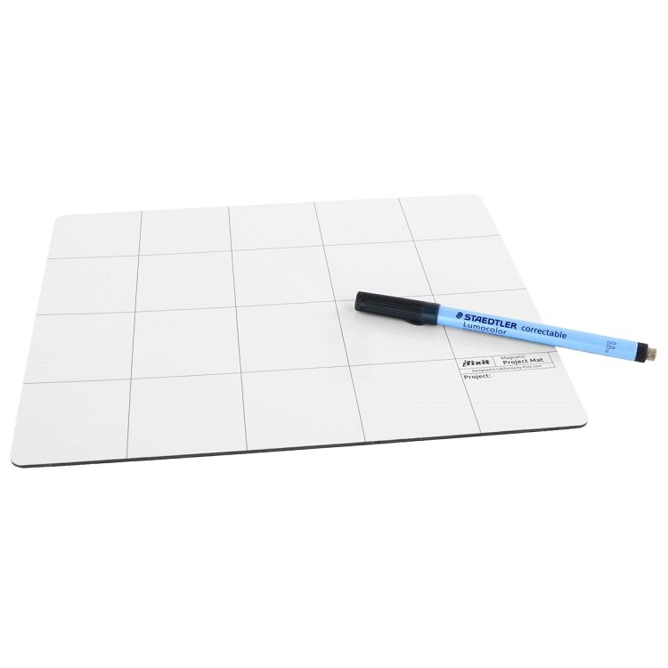 ::bonJOIE:: 美國進口 iFixit Magnetic Project Mat / Pro 專業版磁性工作墊 (含白板筆)