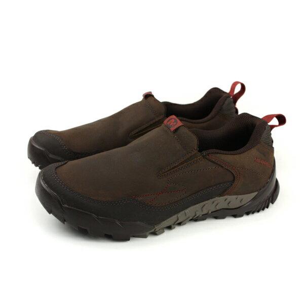 MERRELL ANNEX TRAK MOC 運動鞋 懶人鞋 多功能鞋 咖啡色 男鞋 ML91813 no877