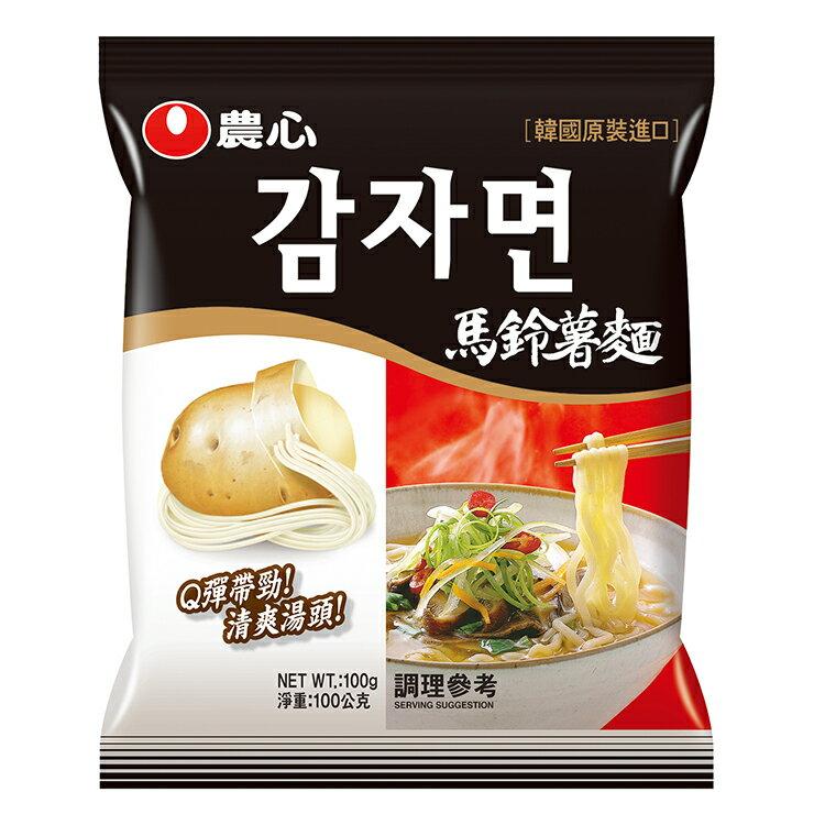 農心 馬鈴薯麵-100g