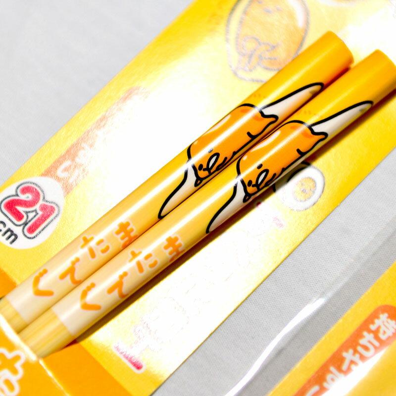 蛋黃哥 竹筷子 日本製 正版品