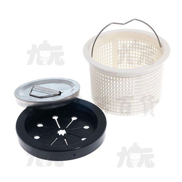 【九元生活百貨】三合一塑料水槽提籠大水塞水槽提籃