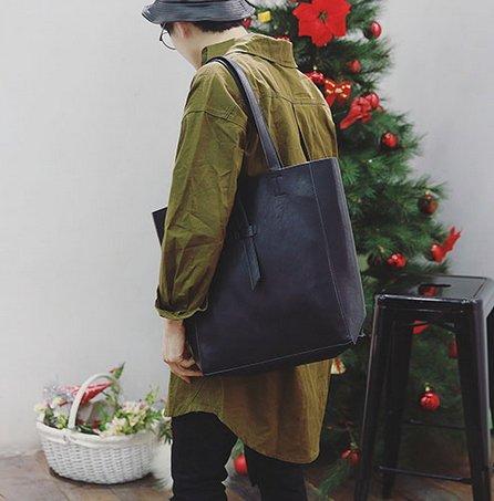 <br/><br/> 【JP.美日韓】 韓國仿牛皮 托特包 咖啡 皮革 買一送一唷 (大包 小包)<br/><br/>