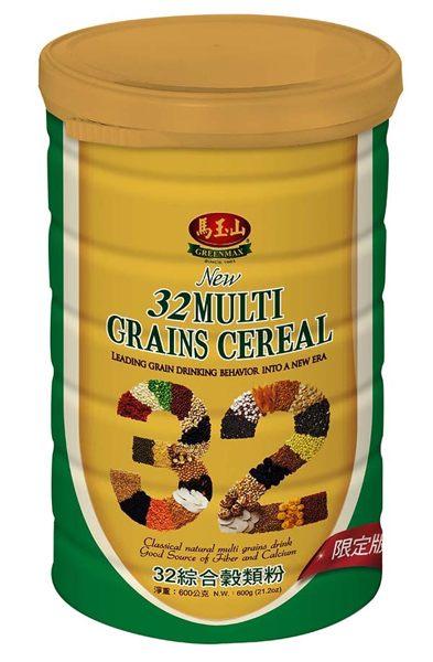 【馬玉山】32綜合穀類粉(限定版)600g