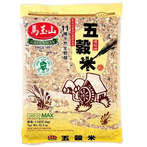 【馬玉山】五穀米1500g