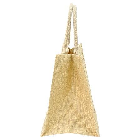 環保購物袋 蝶古巴特最佳選擇 麻製購物袋 TW15 NITORI宜得利家居 7