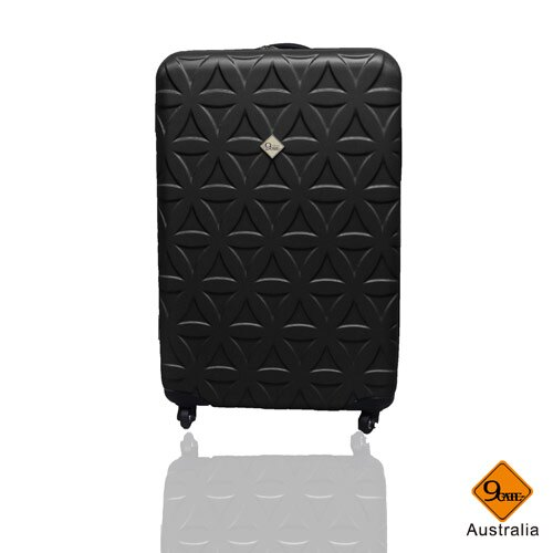 Gate9花花系列ABS霧面20吋輕硬殼旅行箱 / 行李箱    聖誕交換禮物推薦 5