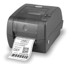 【歐菲斯辦公設備】 TSC 鼎翰 桌上型商用條碼列印機  熱感加熱轉印式 TTP-345