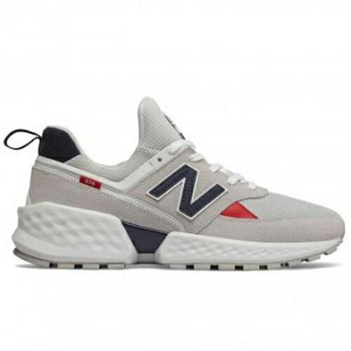 New Balance 男鞋 休閒 574Sv2 麂皮 襪套 Fresh Foam 伯爵灰【運動世界】MS574GNC