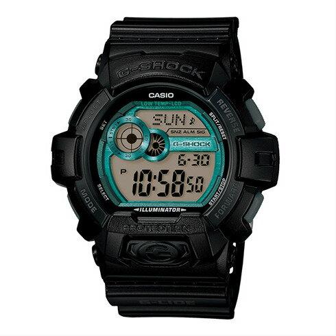 CASIO G-SHOCK GLS-8900-1時尚運動腕錶/55mm