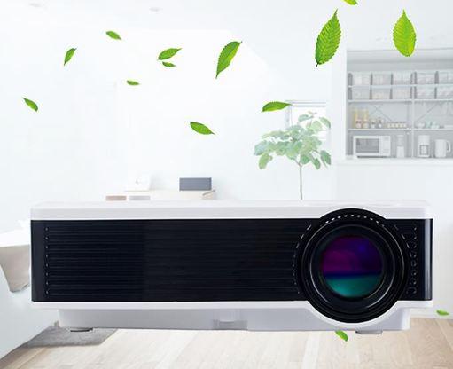 投影機 x1600投影儀家用高清 無線wifi投墻家庭影院 小型微型led辦公投影機器 便攜式蘋果 MKS小宅女