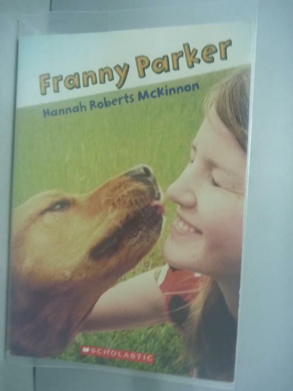 【書寶 書T1/原文小說_HOJ】Franny Parker_Hannah Roberts