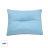 水洗枕 (精梳棉表布) - 粉藍   防螨抗菌 / 可水洗 / 舒適支撐 / 乾爽舒適 (建議2歲以上) - 限時優惠好康折扣