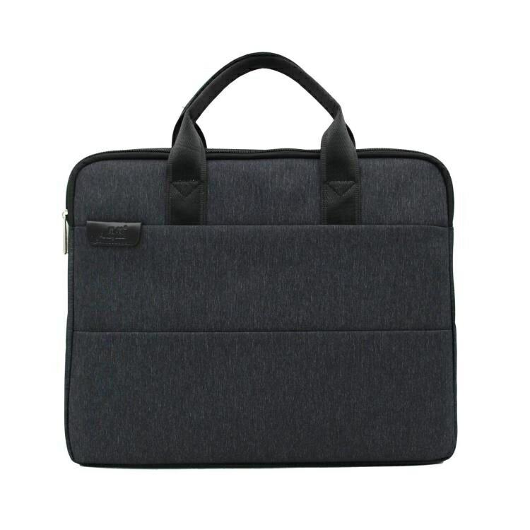 公事包 公文包男商務公事包 會議手提包帆布女業務文件袋電腦包